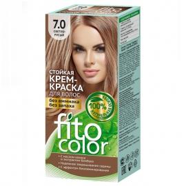 Farba do włosów Fitocosmetic Jasny Blond