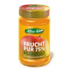 ALLOS Mus z mango (75% owoców) BIO 250g(5%)