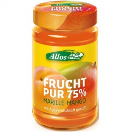 ALLOS Mus morela-mango (75% owoców) BIO 250g