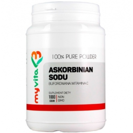 Askorbinian sodu (witamina C buforowana) 1000g