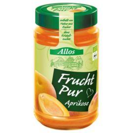 ALLOS Mus morelowy (75% owoców) BIO 250g