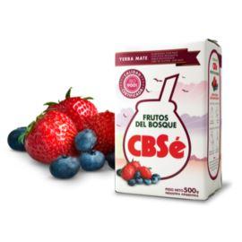 CBSe Frutos Del Bosque 500g (data ważności 31/06/2020) USZKODZONE OPAKOWANIE
