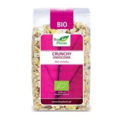 Bio Planet Crunchy owocowe BIO 250g