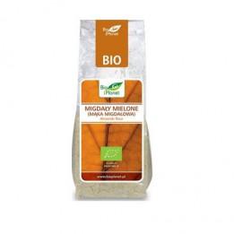 Bio Planet Migdały mielone (mąka migdałowa) BIO 100g