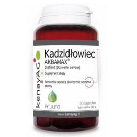 AkbaMax (kadzidłowiec extrakt) 90 kaps.