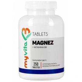Magnez + B6 450mg 250 tabl.L