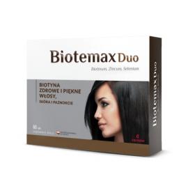 Biotemax Duo Biotyna 2,5mg 60 tabl.