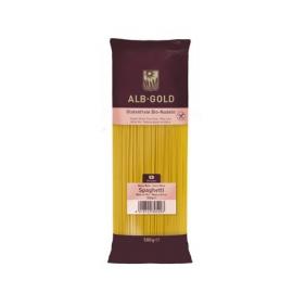 ALB GOLD Makaron kukurydziano-ryżowy spaghetti bezglutenowy BIO 500g