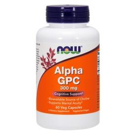 Alpha GPC 300mg 60 kaps.