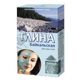 Glinka błękitna Bajkalska Odmładzająca 100g