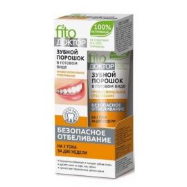 Proszek do zębów w gotowej formie Profesjonalne Wybielanie 2 Tygodnie 45ml