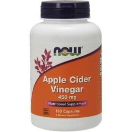 Apple Cider Vinegar (Ocet jabłkowy) 450mg 180 kaps.