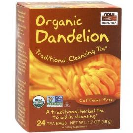Dandelion Cleansing Herbal Tea 24 saszetki