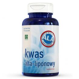 Kwas Alfa Liponowy 90 kaps.