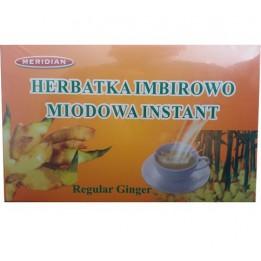 Herbata imbirowo-miodowa 12 saszetek po 18g