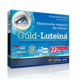 Gold Luteina 30kaps.