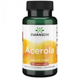 Acerola 500mg 60 kaps.