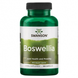 Boswellia 400mg 100 kaps.
