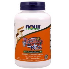 BerryDophilus Kids 120 tabletek do ssania
