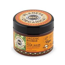 Planeta Organica Organic Baobab Maska do włosów BIO 300ml