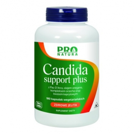 Candida Support Plus 180 kaps.