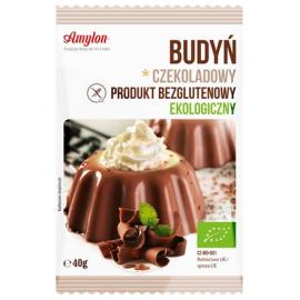 Budyń czekoladowy bezglutenowy BIO 40g