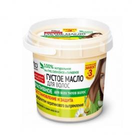 Gęsty olejek z pokrzywy do włosów z efektem keratynowego prostowania 155ml