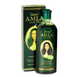 Dabur Olejek Amla  do włosów ciemnych 200ml