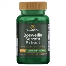 5-Loxin Boswellia Serrata extract 60 kaps.