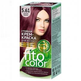 Farba do włosów Fitocosmetic Dojrzała wiśnia